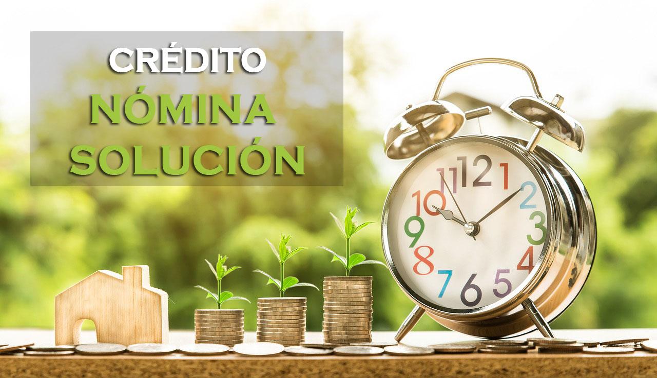 Crédito Nómina - CrediCapital